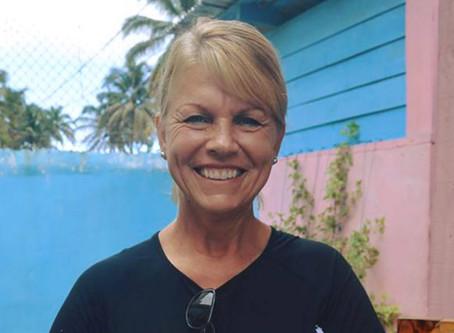 Profesora estadounidense, de 63 años, atada y estrangulada en República Dominicana