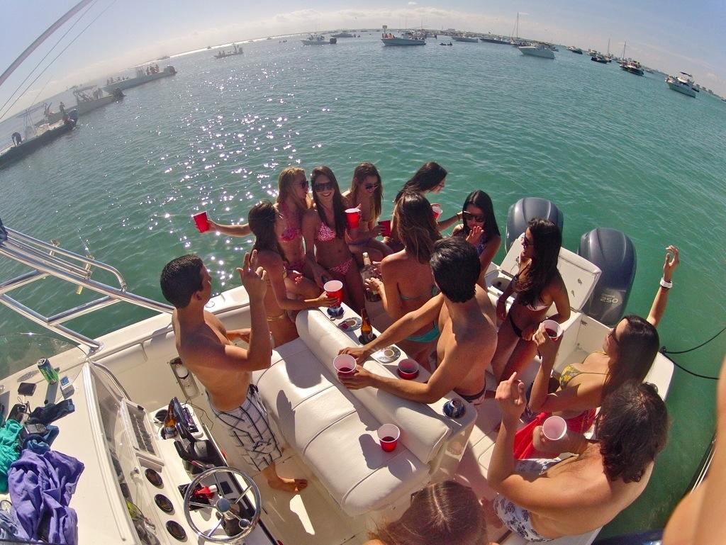 Bachelor Party Boat Rental Best Cartagena Vip