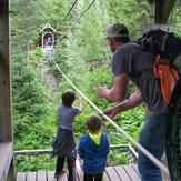 Winner Creek Gorge Trail