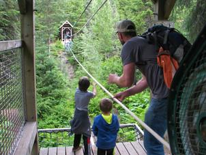 Winner Creek Gorge Trail, Girdwood