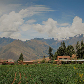 The Sacred Valley, Peru