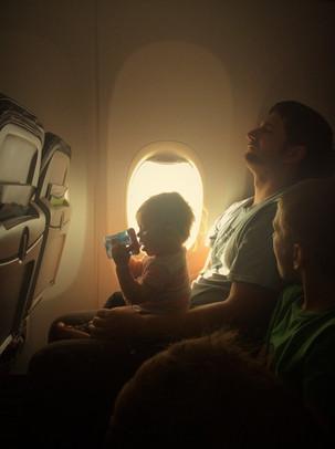 The lap infant international fee nightmare