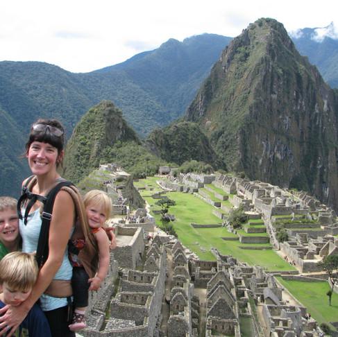 Macha Picchu