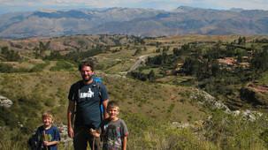 The Ruins around Cusco