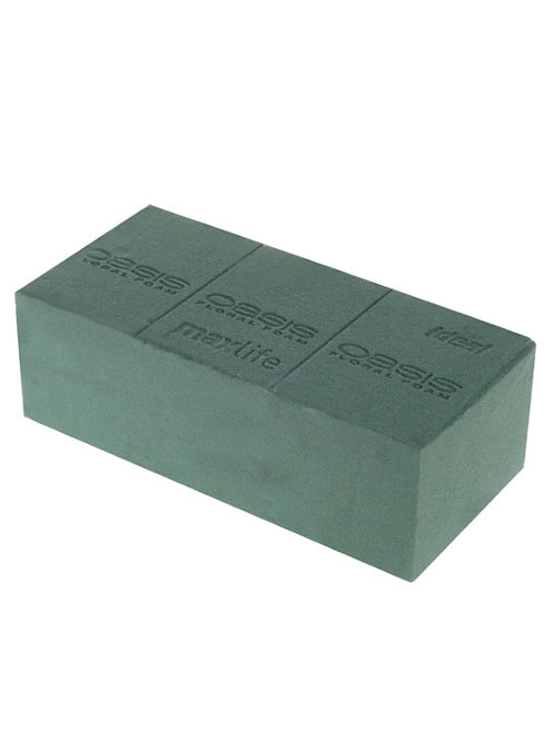 Oasis Brick Green Wet Foam