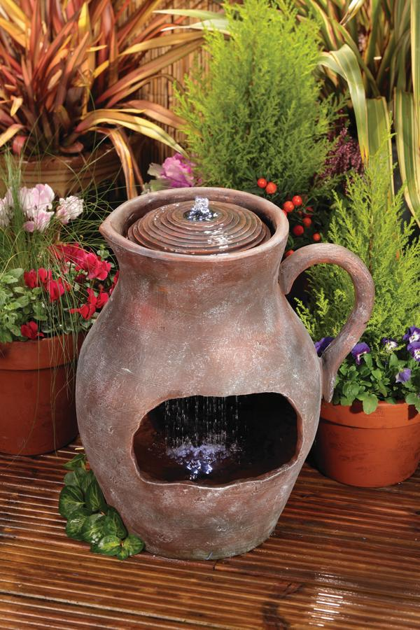 Waterfall Jug