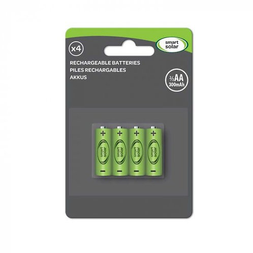 2/3 AA Rechargeable Batteries