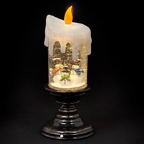 Premier 25cm LED Water Candlestick