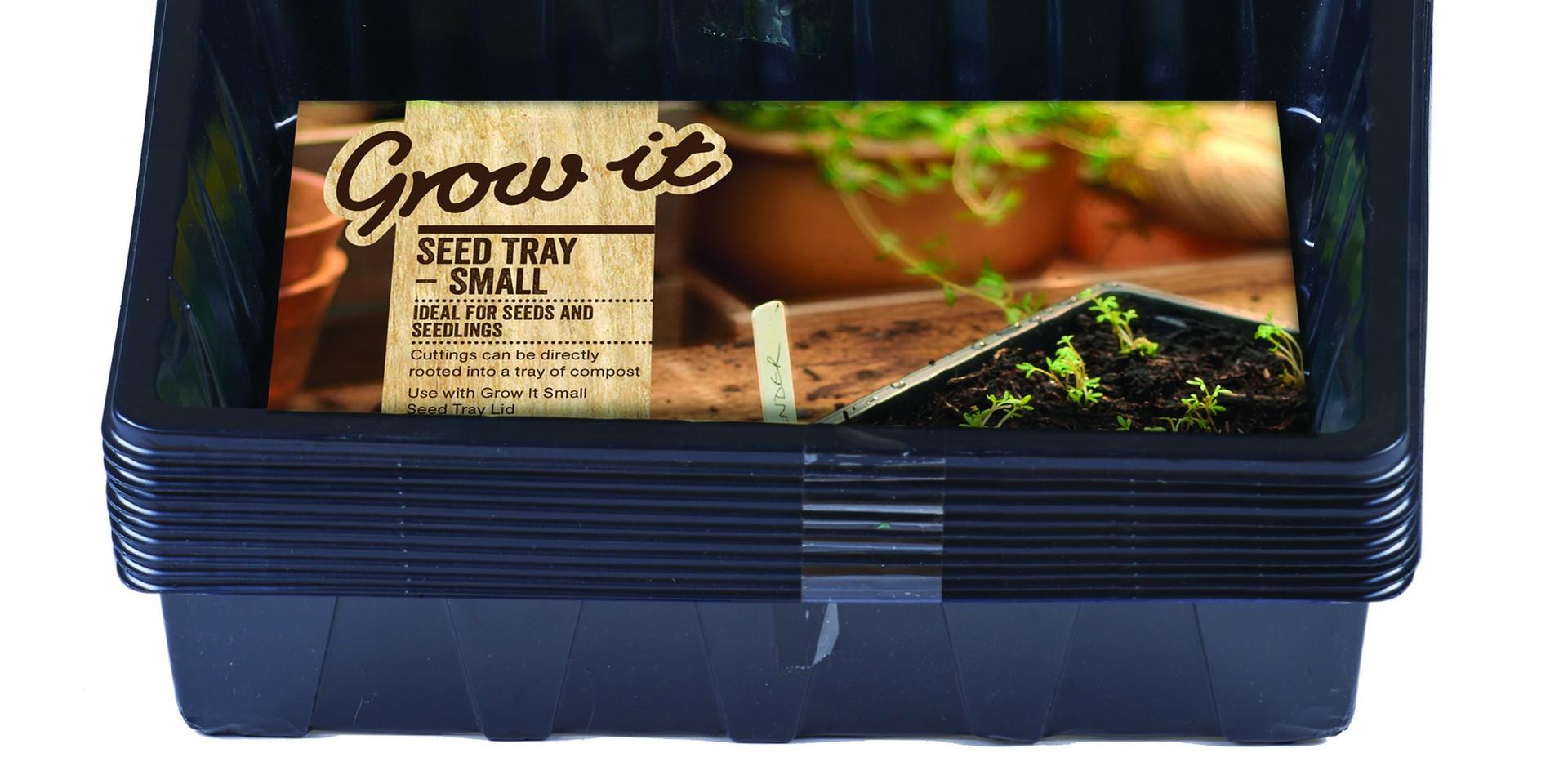 Small Seed Tray