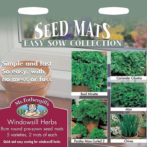 Mr Fothergills Seeds Herb