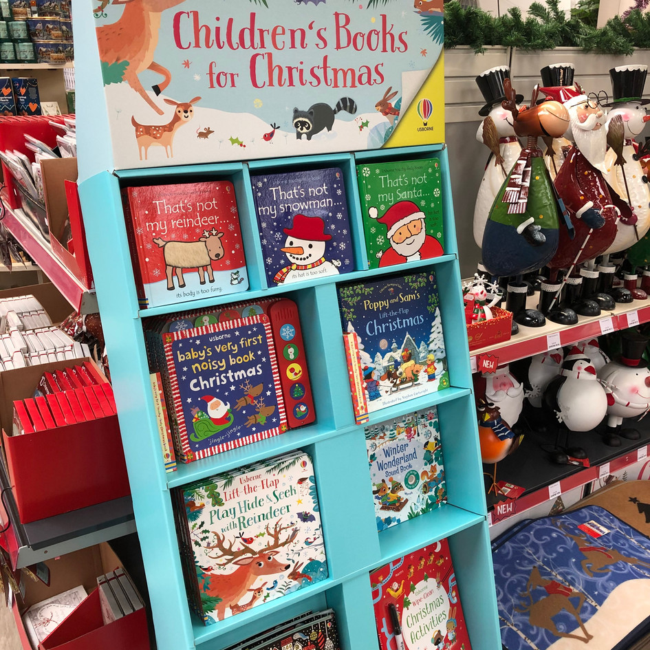 Lovely Christmas books for children
