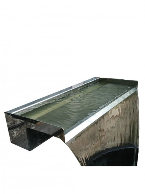 Dallas Stainless Steel Blade Water Feature