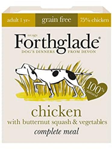 Forthglade Grain Free Chicken 395g