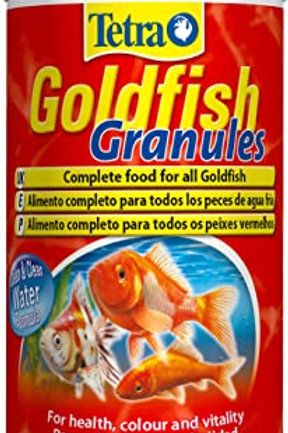 Tetra Goldfish Granules Fish Food