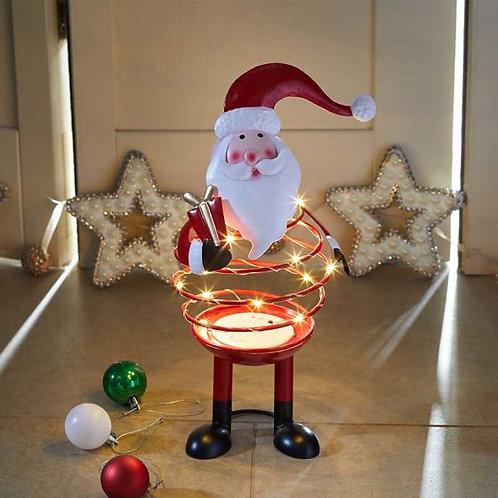 Spiralite Santa / Snowman