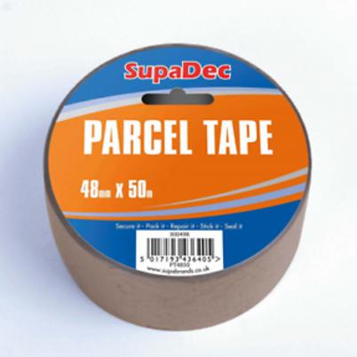 Supa Brown Parcel Tape