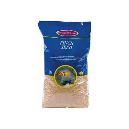 Johnston & Jeff Foreign Finch Seed 3kg