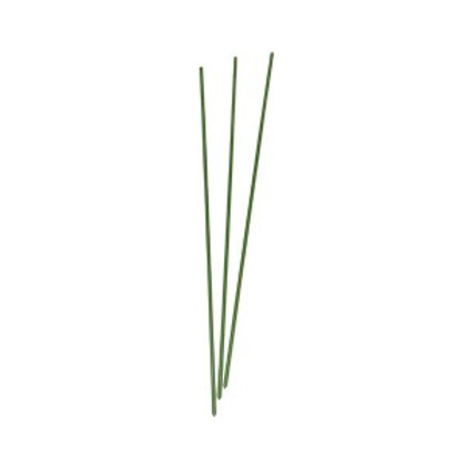 Plastic Green Coated Garden Stakes