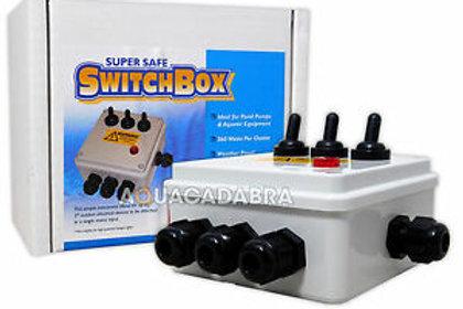 Oasis 3 Way Switch Box