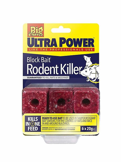STV Ultra Power Block Bait Killer Station Refills