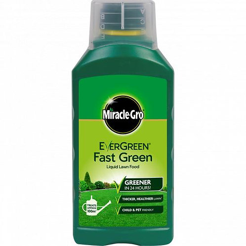 Miracle Gro Lawn Fast Green