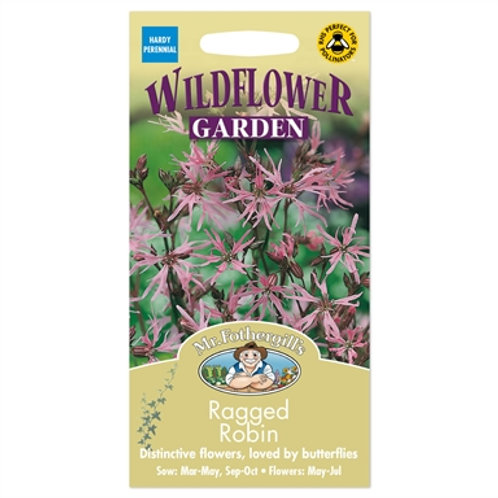 Mr Fothergills Seeds WF Ragged Robin