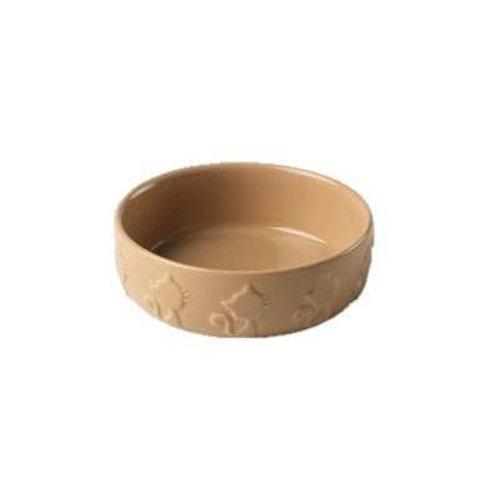 """Cat Character Ceramic Bowl 5"""""""
