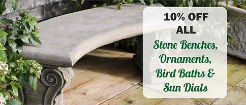 stone benches ornaments etc sale 2019.jp