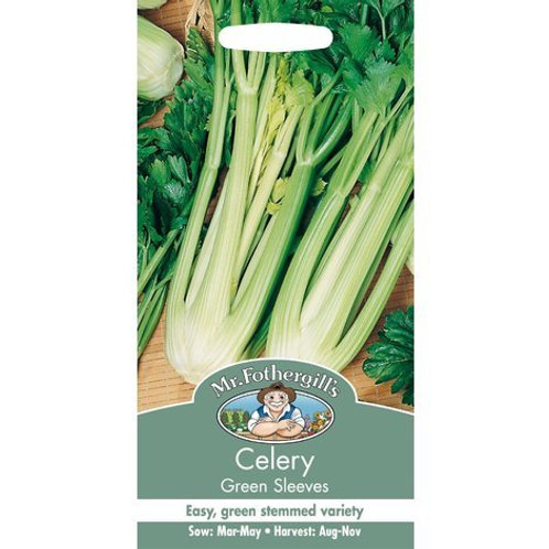 Mr Fothergills Seeds Celery