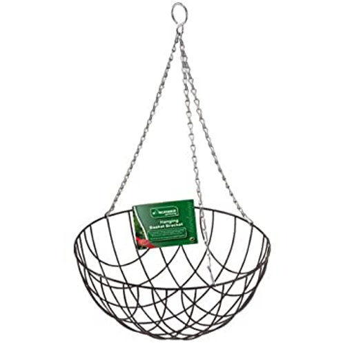 Kingfisher Hanging Basket Wire Basket