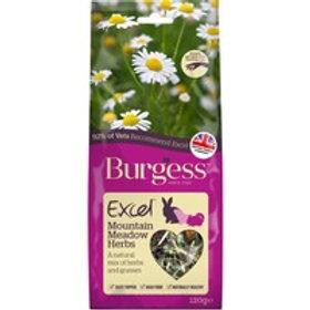 Burgess Excel Mountain Garden Herbs 120g