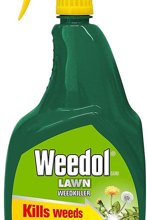 Weedol Lawn Weedkiller Gun 800ml
