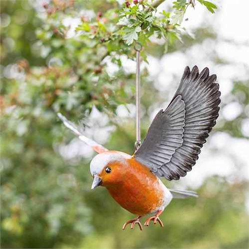 La Hacienda Chaffinch In Flight