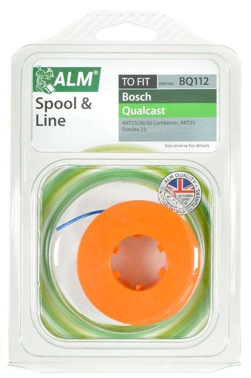 ALM Spool & Line Bosch Qualcast