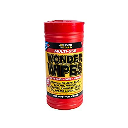 Wonder Wipes 100 Tub