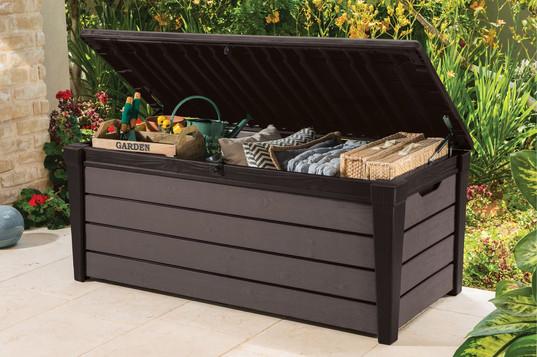 Brushwood Storage Box