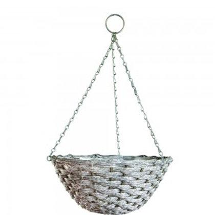 Mountain Grass Effect Hanging Basket