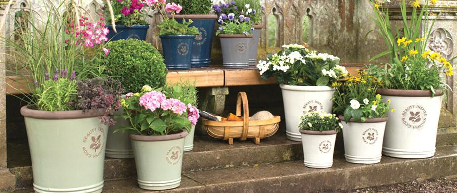 Woodlodge Heritage Pots
