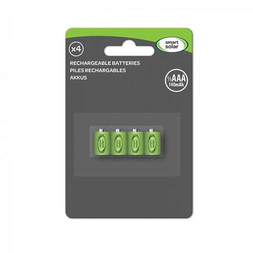 1/3 AAA Rechargeable Batteries