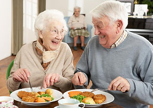 Waterside cafe at Bow Garden Centre old age pensioners discount Tuesdays