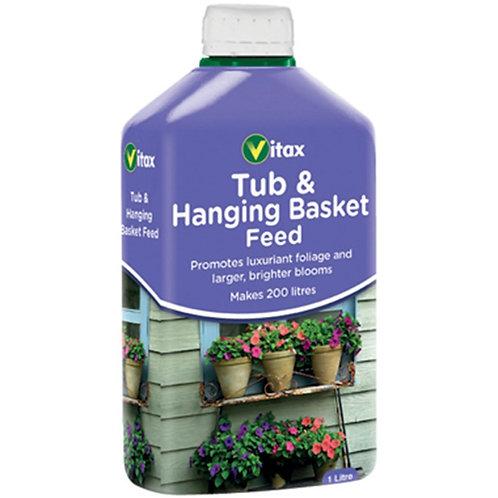 Vitax Tub & Hanging Basket Feed