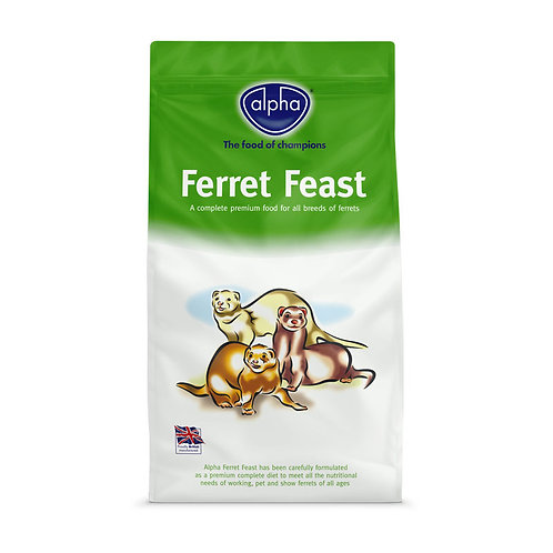 Alpha Ferret Feast
