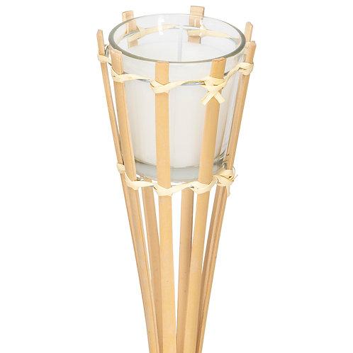 Citronella Bamboo Torch