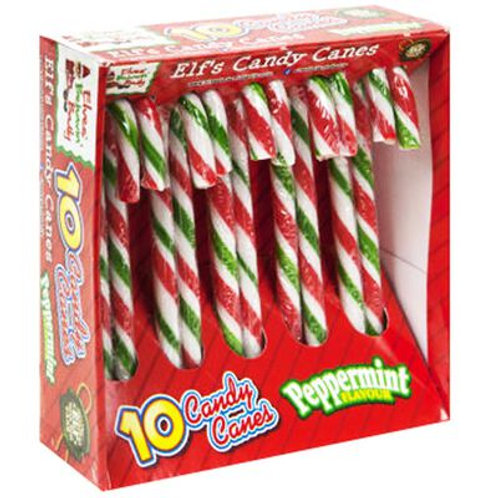 Elf Candy Canes