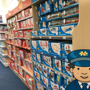 New Wooden Toys, Trains & Puzzles