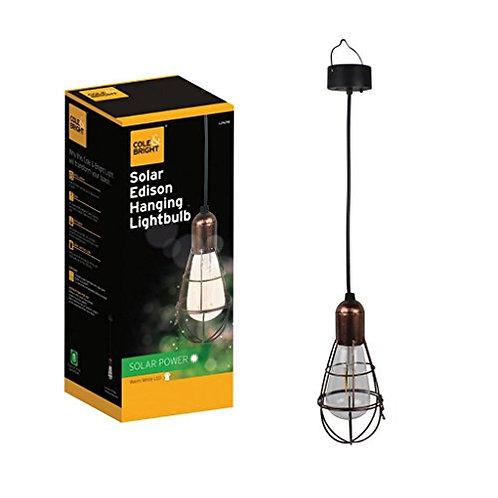 Solar Edison Hang Light Bulb Shade