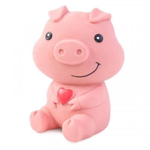 Latex Squeaky Pig