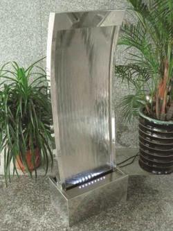 Peking Stainless Steel Water feature
