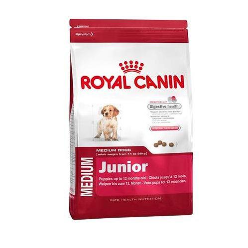 Royal Canin Junior Medium 4kg
