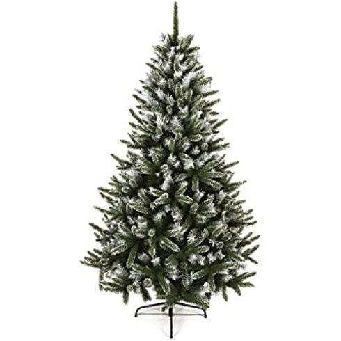 1.8m Mountain Snow Fir Christmas Tree